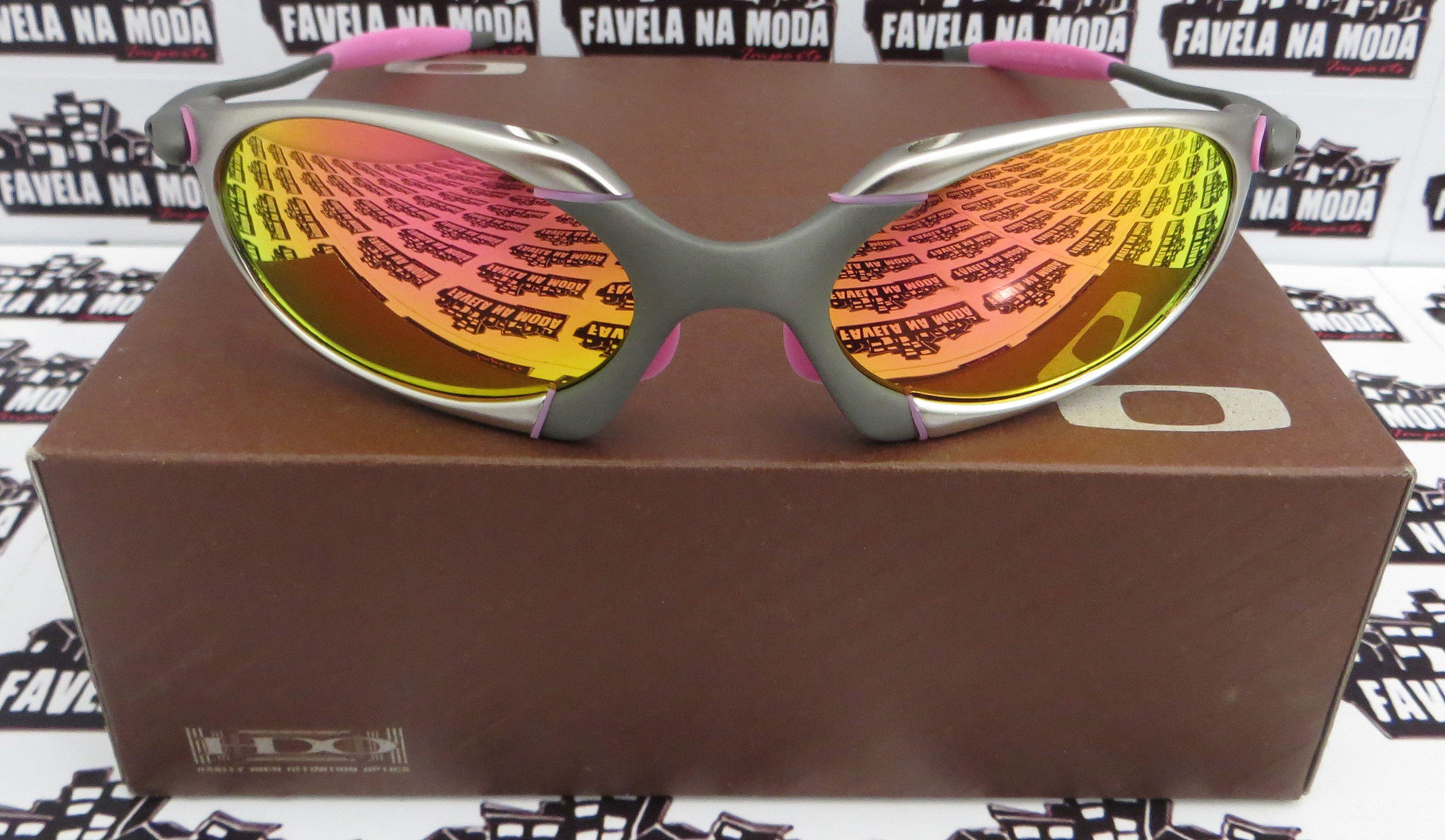 Óculos Oakley Romeo 1 - Tio 2   Plasma e X-Metal   Pink 512fccd1ce