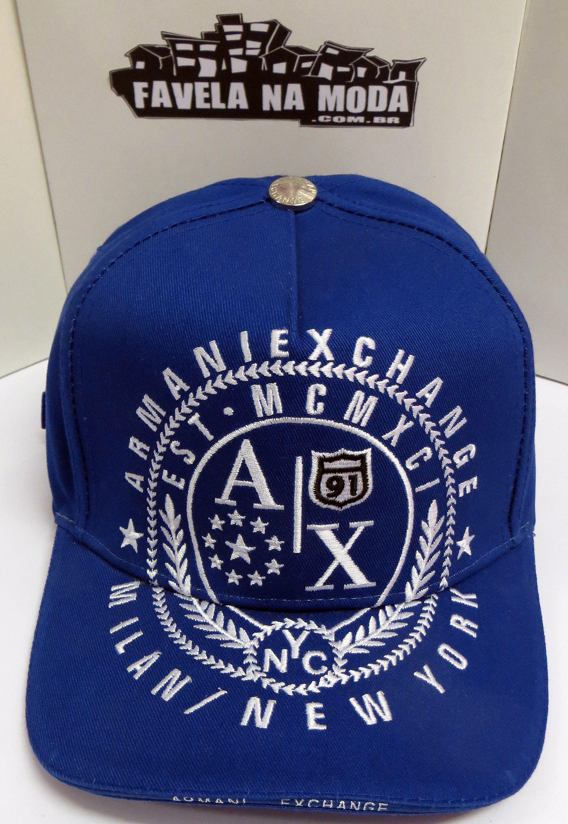 Armani Exchange - Favela na Moda Imports 0789ea8178240