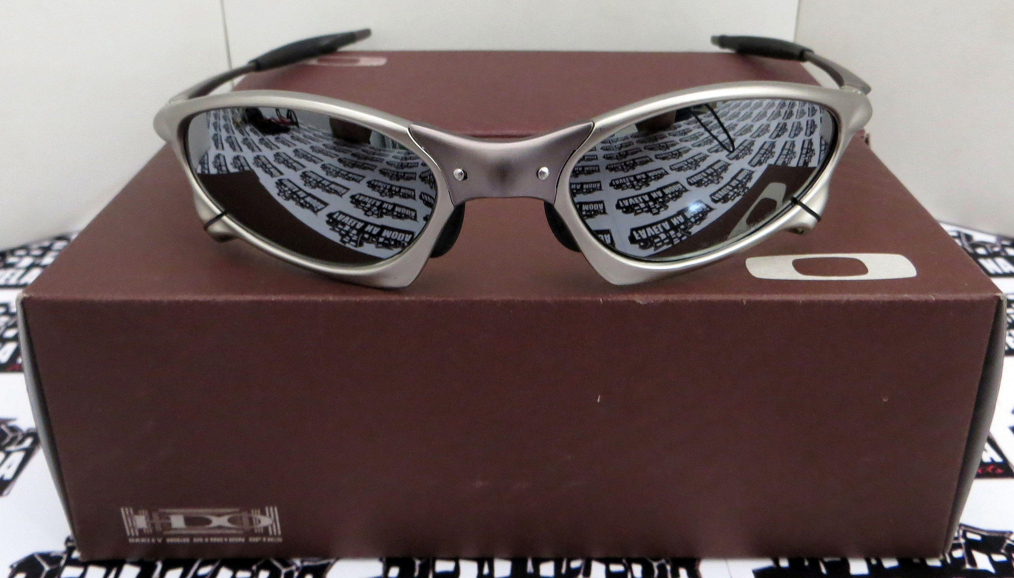 Óculos Oakley Penny - Plasma - Liquid Metal - Borrachas Pretas a294393d4d