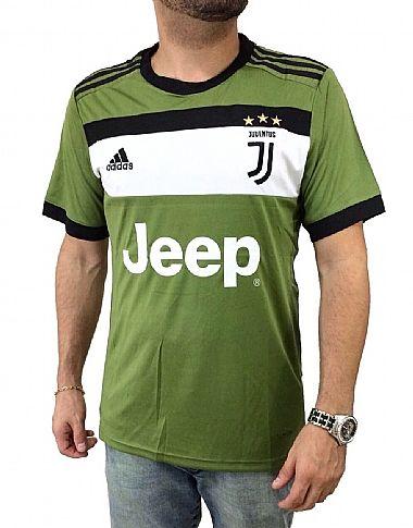 8813fd48e0 Camisa Juventus Third 17 18 - S N Torcedor Adidas Masculina - Verde Mi