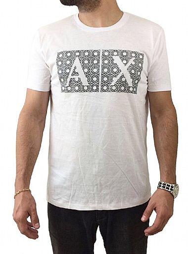 2db8ccbd733 Camisetas - Armani Exchange - Favela na Moda Imports
