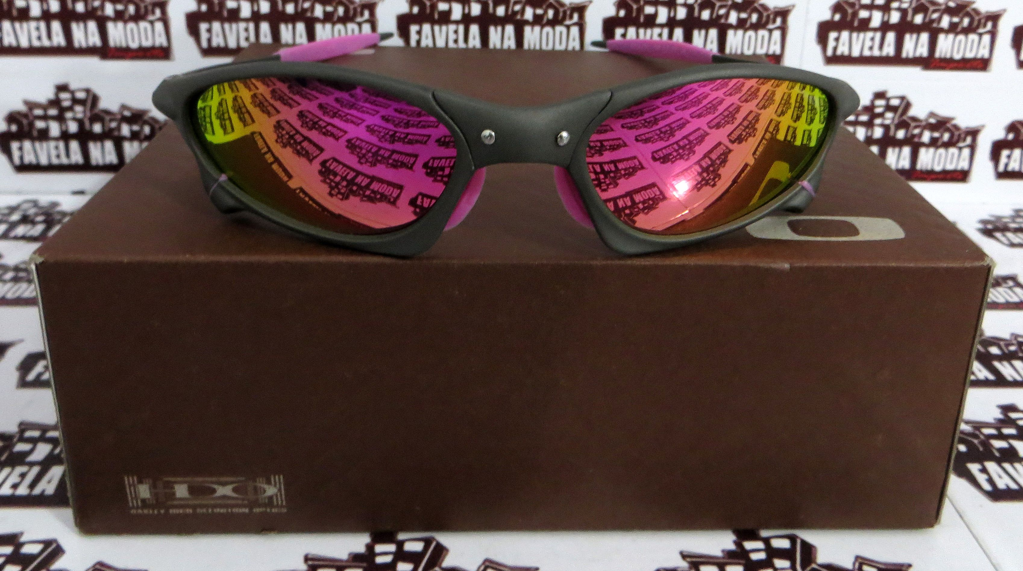Óculos Oakley Penny - X-Metal   Pink   Borrachas Rosa 56ba2fcb88