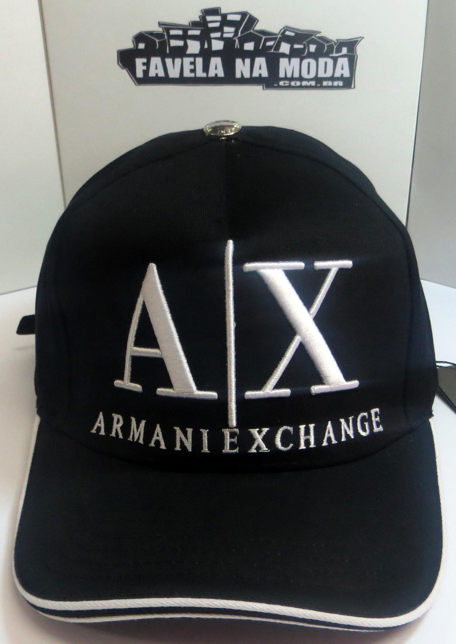 ab9735b54eeb8 Boné da armani exchange – Roupa de banho