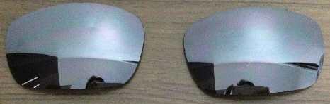 cd2b314e35d74 Lentes de reposição Oakley Racing Jacket - Preto Espelhado