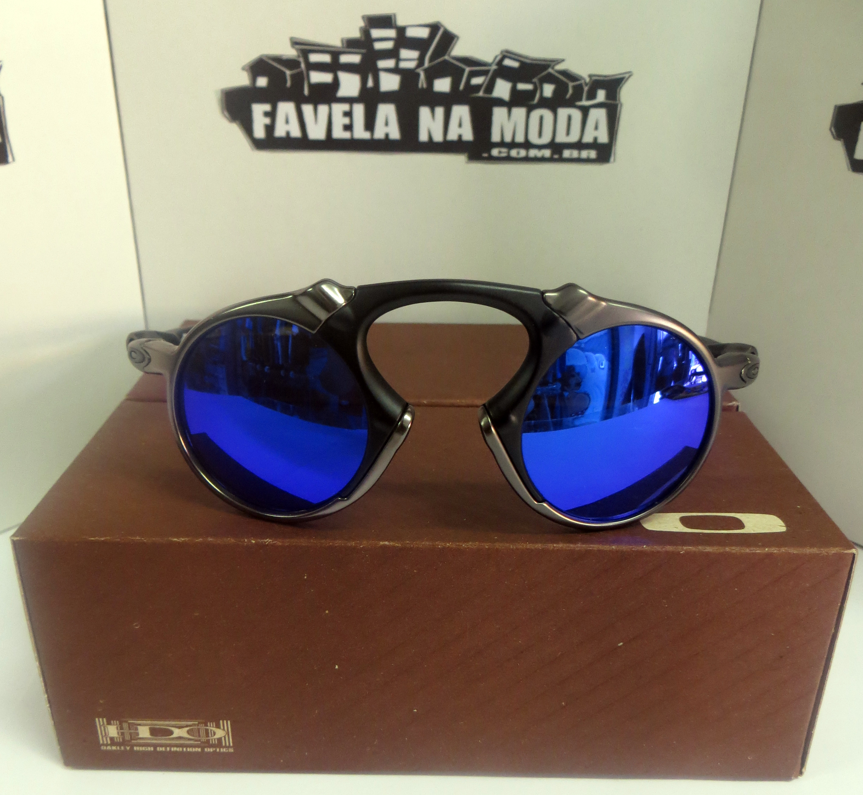 915849cc5 Óculos - Óculos Oakley - Madman - Favela na Moda Imports
